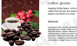Coffee Beans Website