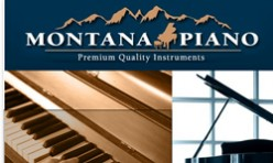 Piano Company Website