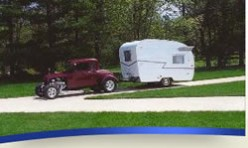 RV Dealer Website
