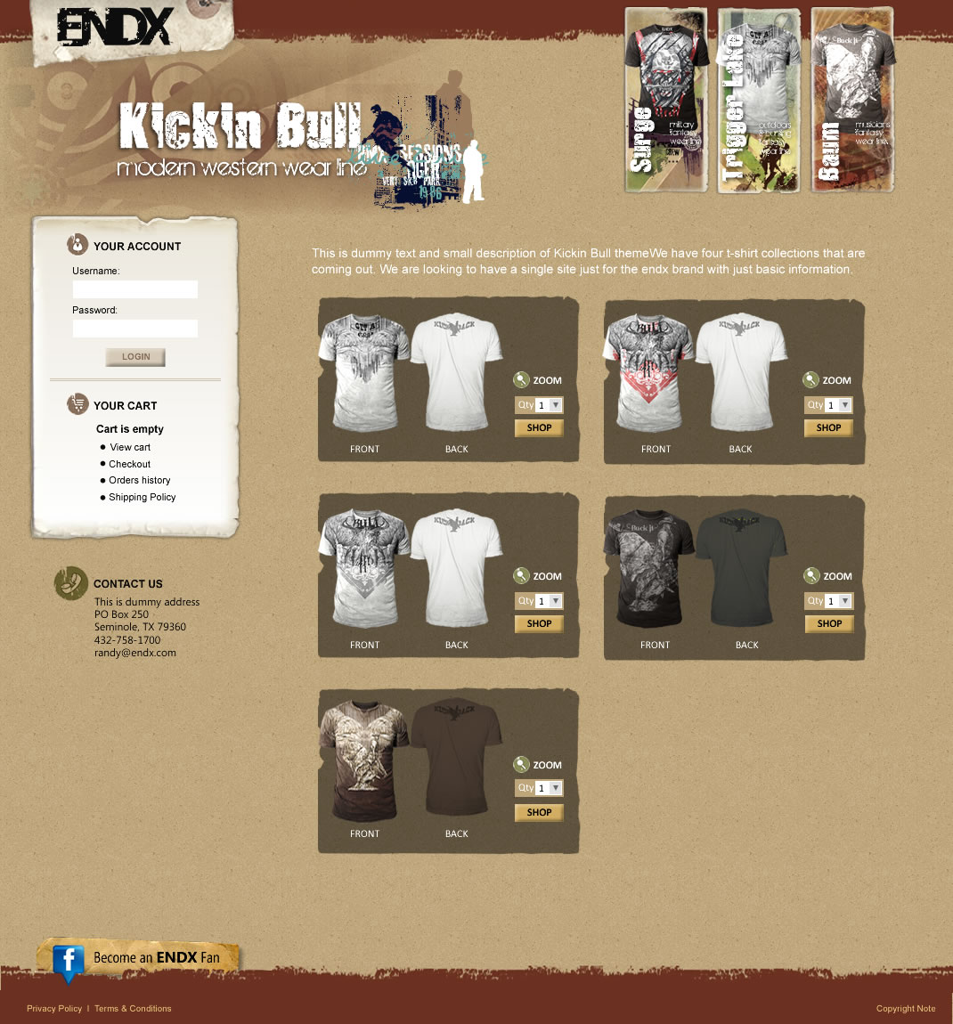 t-shirt-selling website-2